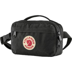 Fjallraven Kanken Hip Pack Black