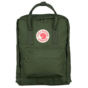 FjallRaven Kanken Backpack Forest Gree