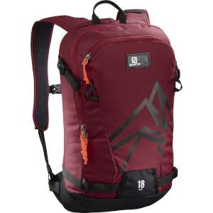 Salomon Side 18 Backpack Biking Red/Bl