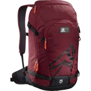 Salomon Side 25 Backpack Biking Red/Bl