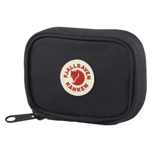 Fjallraven Kanken Card Wallet Black
