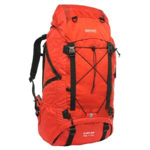 Regatta Blackfell 65+10L Pepper/Black