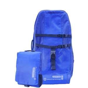 SMASHii Secure Travel Bag Blue