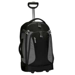 Vango Escape 40 Roller Bag Black/Grey