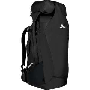 Macpac Castor 70 Travel Pack Black