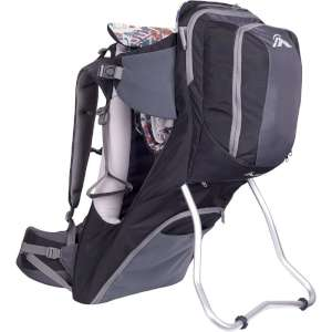 Macpac Possum V2 Child Carrier Black/C