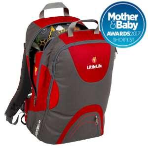 LittleLife Traveller S3 Child Carrier