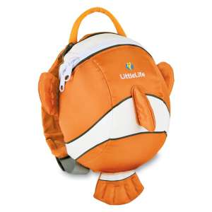 LittleLife Clownfish Toddler Daysack O
