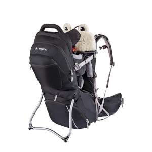 Vaude Shuttle Premium Child Carrier Bl