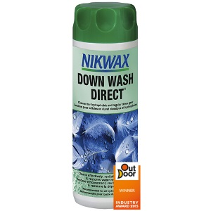 Nikwax Down Wash Direct 300ml Clear