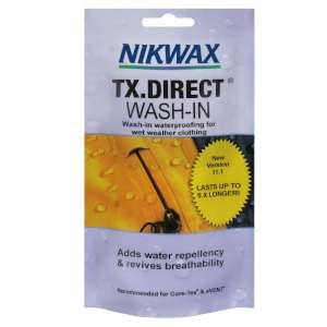 Nikwax TX.Direct Wash In Pouch 100ml C