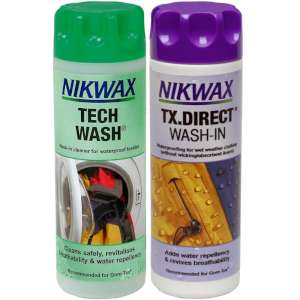 Nikwax Twin Pack Tech Wash/TX Direct 3