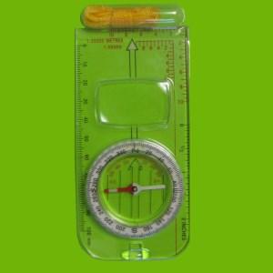 Milicamp Orienteering Compass