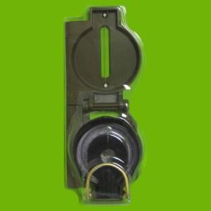 Milicamp DLX Lensatic Compass