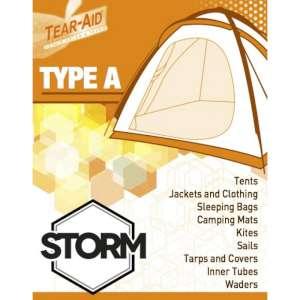 Storm Tear-Aid Standard Clear