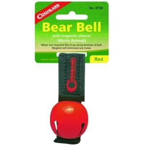 Coghlans Magnetic Bear Bell Red