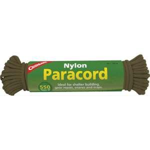 Coghlans 50ft Paracord (250kg) Olive D