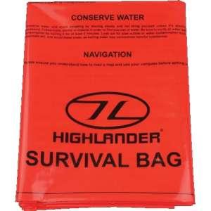Highlander Single Survival Bag 90x177c