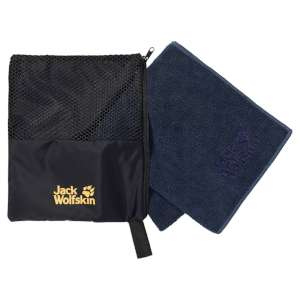 Jack Wolfskin Wolftowel Terry M Night
