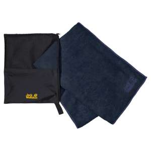 Jack Wolfskin Wolftowel Terry XL Night