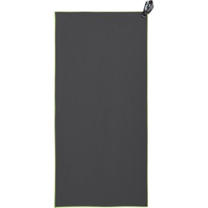 PackTowl Personal Beach Towel Charcoal