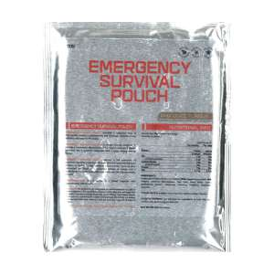 Emergency Survival Nutritional Pouch S