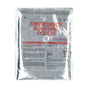 Emergency Survival Nutritional Pouch C