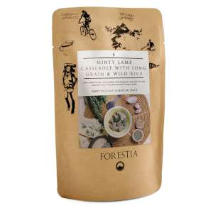 Forestia Minty Lamb Caserole + Rice Br