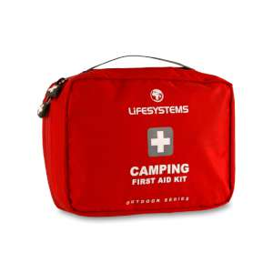 Lifesystems Camping First Aid Kit Red
