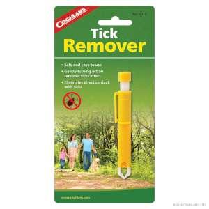 Coghlans Tick Remover Yellow