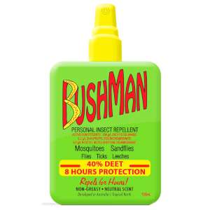 Bushman Insect Repellent Pump Spray Gr