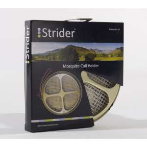 Strider Mosquito Coil Holder Gold