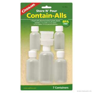Coghlans Contain-Alls Clear