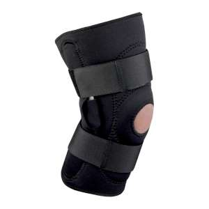 Trekmates Hinged Knee Support - Neopre