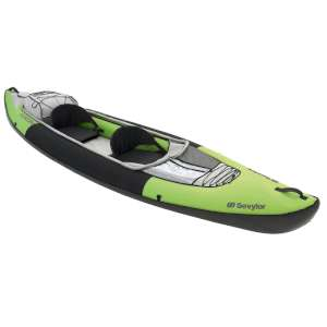 Sevylor Yukon Inflatable Kayak Lime/Bl