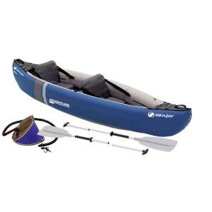 Sevylor Adventure Inflatable Kayak Kit