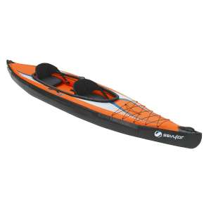 Sevylor Pointer K2 Kayak Orange