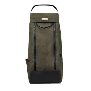 Hunter Hunter Field Boot Bag Green