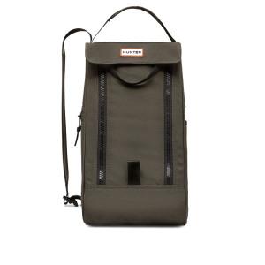 Hunter Original Short Boot Bag Dark Ol