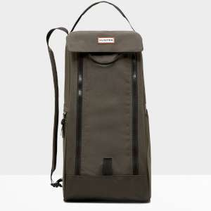 Hunter Original Tall Boot Bag Dark Oli