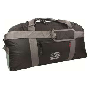 Highlander Cargo 65 Litre Kit Bag Blac