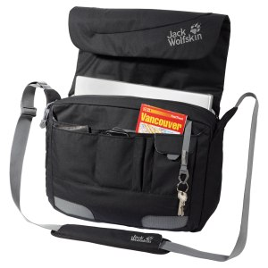 Jack Wolfskin Surry Hill Travel Bag Bl