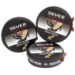 Silver Shoe Polish 50ML Black