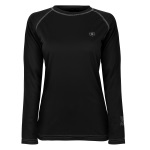 Manbi W Supatec Thermal Top Black/Grey