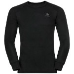 Odlo Active Warm Eco Bl Crew LS Black