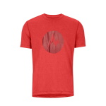 Marmot Transporter SS Tee Victory Red