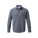 Craghoppers M Kiwi Long Sleeved Shirt