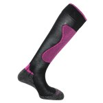 Horizon Womens Expert Ski Socks Black/