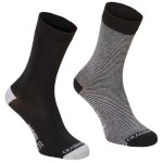 Craghoppers NosiLife Socks 2 Pack Char