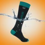 DexShell Overcalf Sock WP+B Sea Green